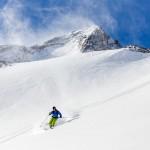Innsbruck Stubai glacier offpiste