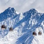 Innsbruck Stubai glacier gamsgartenbahn gondola