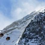 Innsbruck Stubai glacier ski resort