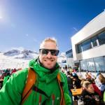 Innsbruck Stubai glacier eisgrat restaurant terrace