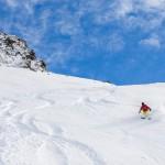 Innsbruck Stubai glacier wilde grup'n offpiste