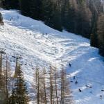 Innsbruck Axamer Lizum slopes