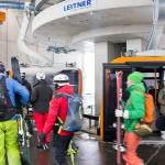 Innsbruck Stubai glacier ski lift