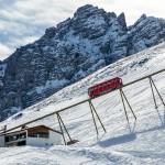 Innsbruck Axamer Lizum Hoadl olympiabahn train