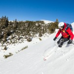 Innsbruck Axamer Lizum off piste skiing