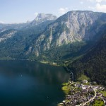 Krippenstein summer Hallstatt lake