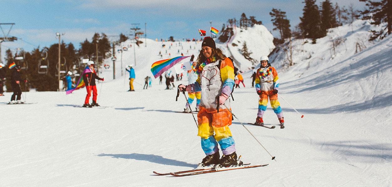 ruka ski pride 2018