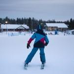 Pyhä Pyhätunturi hiihtokeskus lapsille