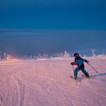 Pyhä Pyhätunturi slopes