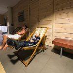 Pullinki Svanstein spa sauna