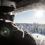 Svanstein ski hiihtokeskus maisematorni
