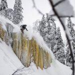 Svanstein ski hiihtokeskus jääputous droppi