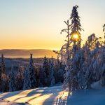 Svanstein ski hiihtokeskus vaara