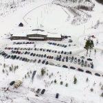 Svanstein ski hiihtokeskus area