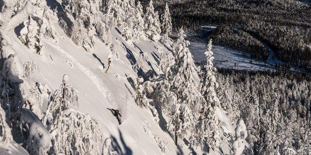 Svanstein Ski – Pehmeää lunta ja pitkiä rinteitä kivenheiton päässä Suomen rajalta