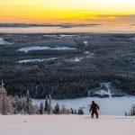 Svanstein ski hiihtokeskus offari rinteet