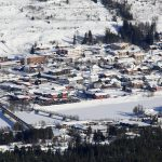 Trysil town center
