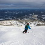 Trysil skihytta slopes