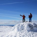 Trysil mountain top