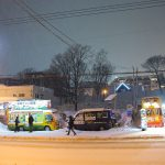 niseko center food trucks