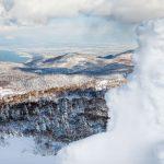 sapporo kokusai mountain-top