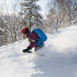 asari asarigawa onsen offpiste skiing