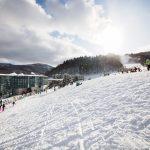 asari asarigawa onsen ski center