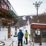 iwanai resort ski lift