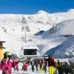 Gudauri ski center