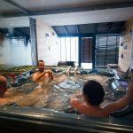 Gudauri hot tube sauna club 2100