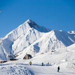Gudauri mountain resort