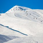 Gudauri ski center top area