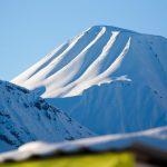 Gudauri mountains
