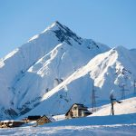 Gudauri mountain