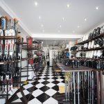 Gudauri club 2100 ski rental