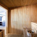 Gudauri club2100 sauna