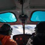 Gudauri helicopter heliskiing
