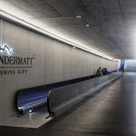 Andermatt under railway station