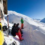 Andermatt alp hut calmut