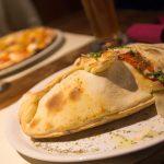 Andermatt pizzeria spycher calzone
