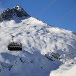 Andermatt schneehuenerstock mountain