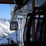 Andermatt schneehuenerstock new gondola