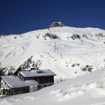 Andermatt calmut Schneehuenerstock uusi gondoli