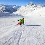 Andermatt calmut skiing