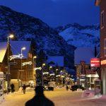 Andermatt ski town