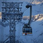 Andermatt gemsstock cabin lift