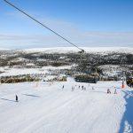 Sälen Tandådalen ski resort