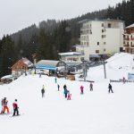 Jasna Nizke Tatry accommodation ski-in