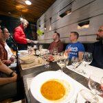Jasna Nizke Tatry Wellness hotel Chopok restaurant