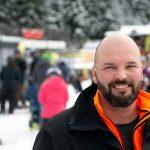 Jasna Nizke Tatry skier
